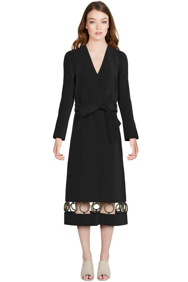Nora Robe Dress